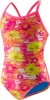 Speedo Flipturns ProLT Pink/Orange Printed Propel Back Female