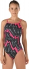 Speedo Turnz Printed Tie Back 1PC Female