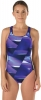 Speedo Marble Haze PowerFLEX Eco Drop Back Female