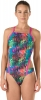 Speedo Turnz Eye Spy Endurance Lite Vee 2 Female