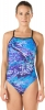 Speedo Turnz Photowave Endurance Lite One Back Female