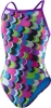 Speedo Geo Playtime Printed ProLT Propel Back Female