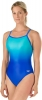 Speedo Ombre Powerflex Eco Flyback Female