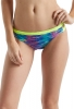 Speedo Missy Franklin Signature Rainbow Tides Double Band 2PC Bottom Female