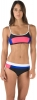 Speedo Color Block Two Piece Set Female