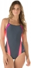 Speedo Free Racer PowerFlex Eco One Piece Female