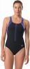 Speedo Siren Fit Mesh Swimsuit Female