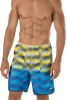 Speedo Mesh Blend Hydrovolley with Compression Jammer Male