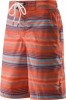 Speedo Straight Away Stripe E-Board Short Male