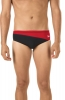 Speedo Sprint Splice PowerPLUS Brief Male
