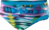 Speedo Flipturns Rainbow Weave Brief Male