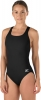 Speedo Solid Polyester SuperPro Back Female