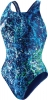 Speedo Splatter Splash Super Pro Back Female Youth