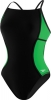Speedo Sprint Splice PowerPLUS Thin Strap Female Youth