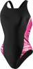 Speedo Breaststroke 4 Hope Rainbow Stripe Pulse Back Female