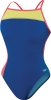 Speedo Color Block Endurance Lite Extreme Back Female