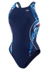 Speedo Lunar Twist Spliced Female Youth