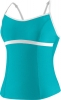 Speedo Keyhole Tankini Top Female