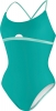 Speedo Contemporary Keyhole One Piece Suit Female