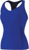 Speedo Shirred Racerback Tankini Top Female