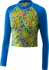 Speedo Cropped Rash Guard Female
