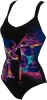 Arena AQUAFIT Blur Fit-Back Female
