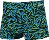Dolfin Reversible Elektra Blue/Black Square Leg Male
