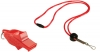 Fox 40 Dolfin Safety Whistle with Breakaway Lanyard