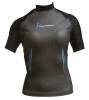 Aqua Sphere Aqua Skin Short Sleeve Top Female