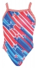 Dolfin Little Uglies Stars and Stripes Female Youth