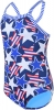 Dolfin Toddler Uglies Glory Cross Back Female