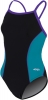Dolfin Xtra Life Lycra Team Panel V-2 Back Female