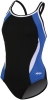 Dolfin Chloroban Color Block DBX Back Female