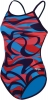 Dolfin Reversible Vortex Red/Blue String Back Female