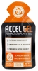 Accel Advanced Sports Gel Citrus Orange 24 pack