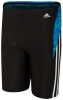 Adidas Swirl Plaid Lycra Jammer Male