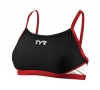 Tyr Carbon Thin Strap Tri Top Female