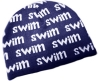 1Line Sports Swim All Over Beanie