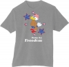 Swim For Freedom T-Shirt