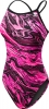 Tyr Pink Oil Slick Durafast Elite Diamondfit Female