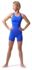 EQ Swim Spectrum Polyester Bodysuit Female