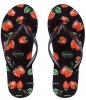 Pull-In Fraises Slaps Sandals Female
