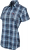 Tyr Prestige Plaid Button Down Shirt Female