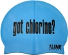 1Line Sports Got Chlorine Silicone Swim Cap