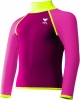 Tyr Solid Durafast Lite Rash Guard Girls