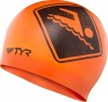 Tyr Swimmers Only Silicone Swim Cap