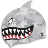 Tyr Shark Fin Jr. Silicone Swim Cap