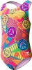 Tyr Peace Love Swim Durafast Lite Maxfit Girls