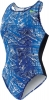 Nike Scatter Brain Water Polo High Neck Tank Female