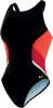 Nike Poly Team Splice Fast Back Tank Female